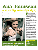 Artikel om Ana Johnsson - Fitness Magazine nr 2 2005